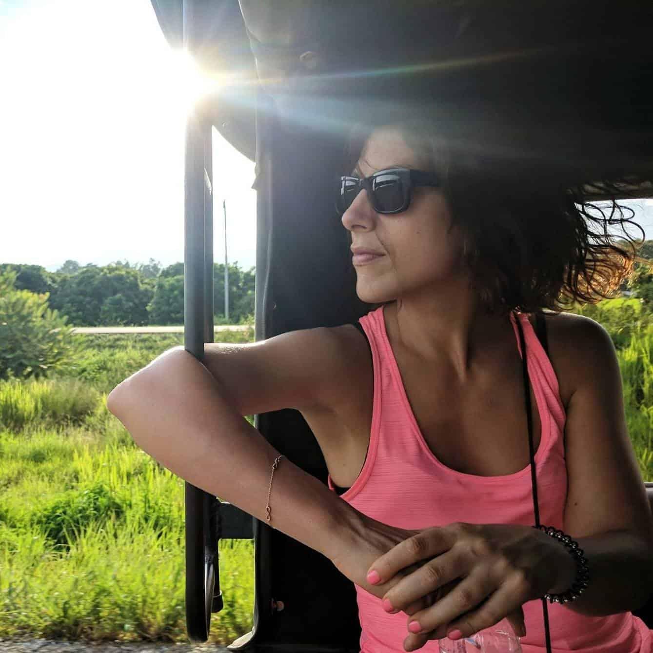 Meet the Sun and Co. Team: Silvia