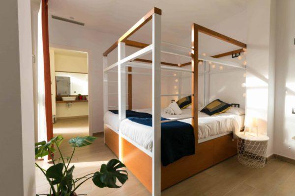 Habitación Doble con Baño1