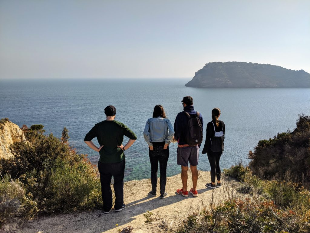 how to get to javea safely