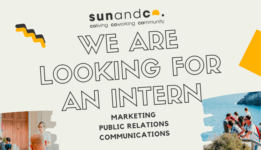 We Are Looking For An Intern!