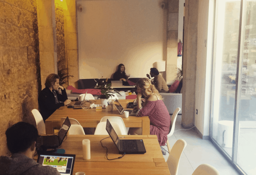 coworking space sun and co